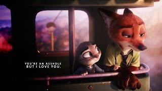Video You're an asshole but I love you   Nick & Judy download MP3, 3GP, MP4, WEBM, AVI, FLV Juli 2018