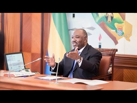 Gabon's Ali Bongo returns to Morocco to recuperate