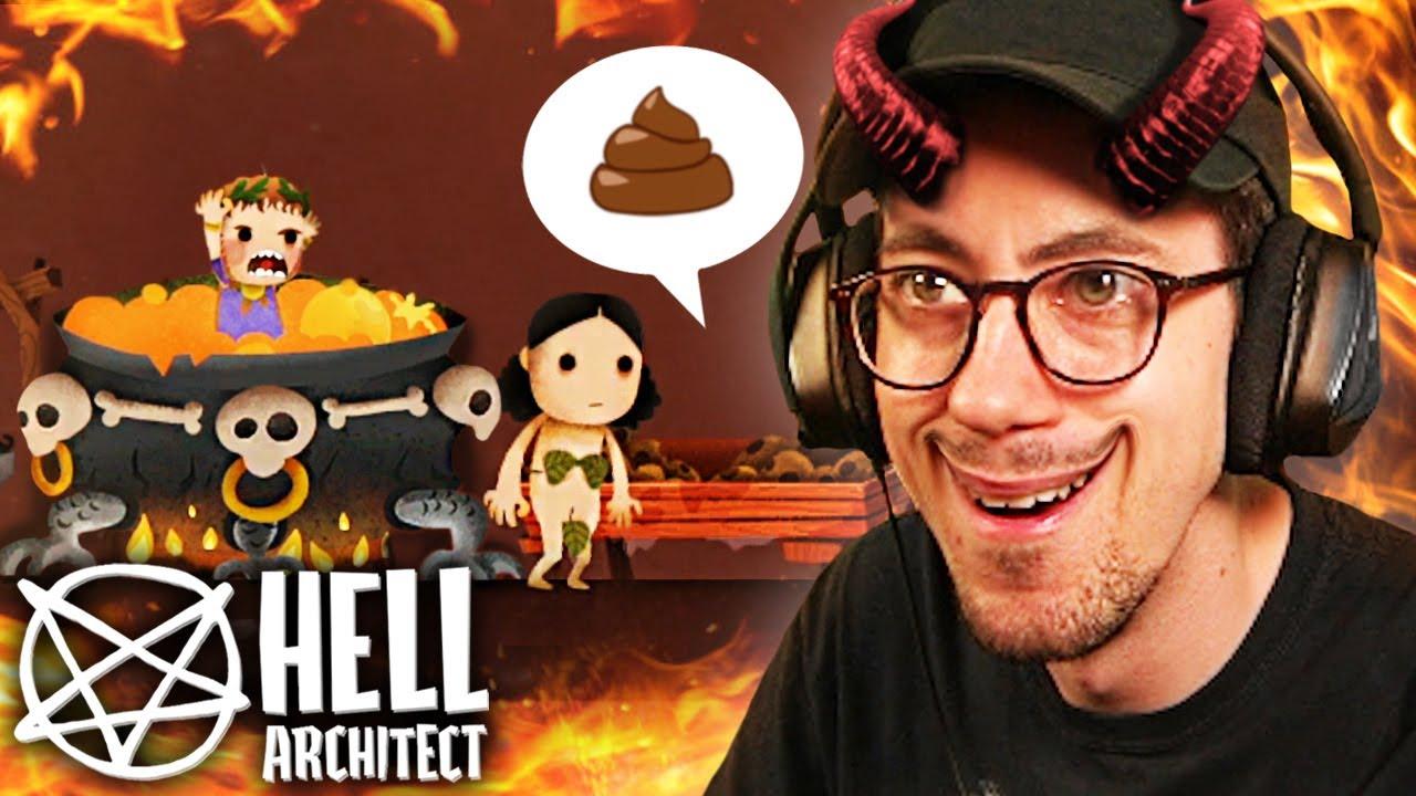 Wenn Hänno die Hölle leitet…| Hell Architect: Prolog