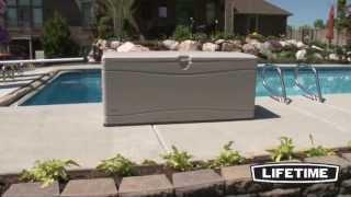 Lifetime 130 Gallon Deckbox (model 60040)