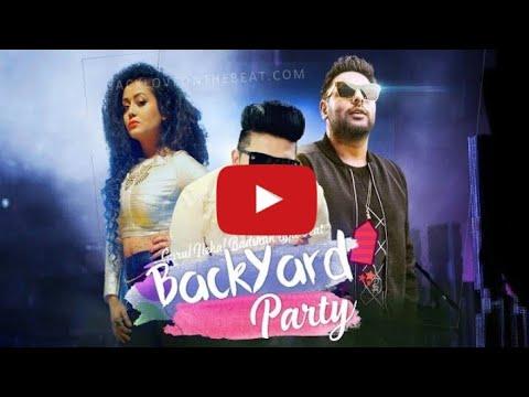Back Yard Party Badshah