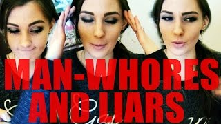 LIARS AND MAN-WHORES! [Rant on Society]