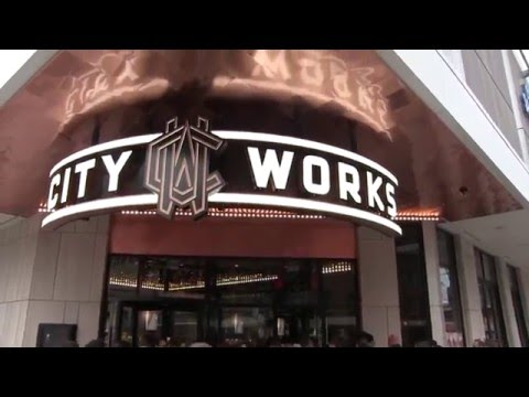 City Works Minneapolis - Opening Night