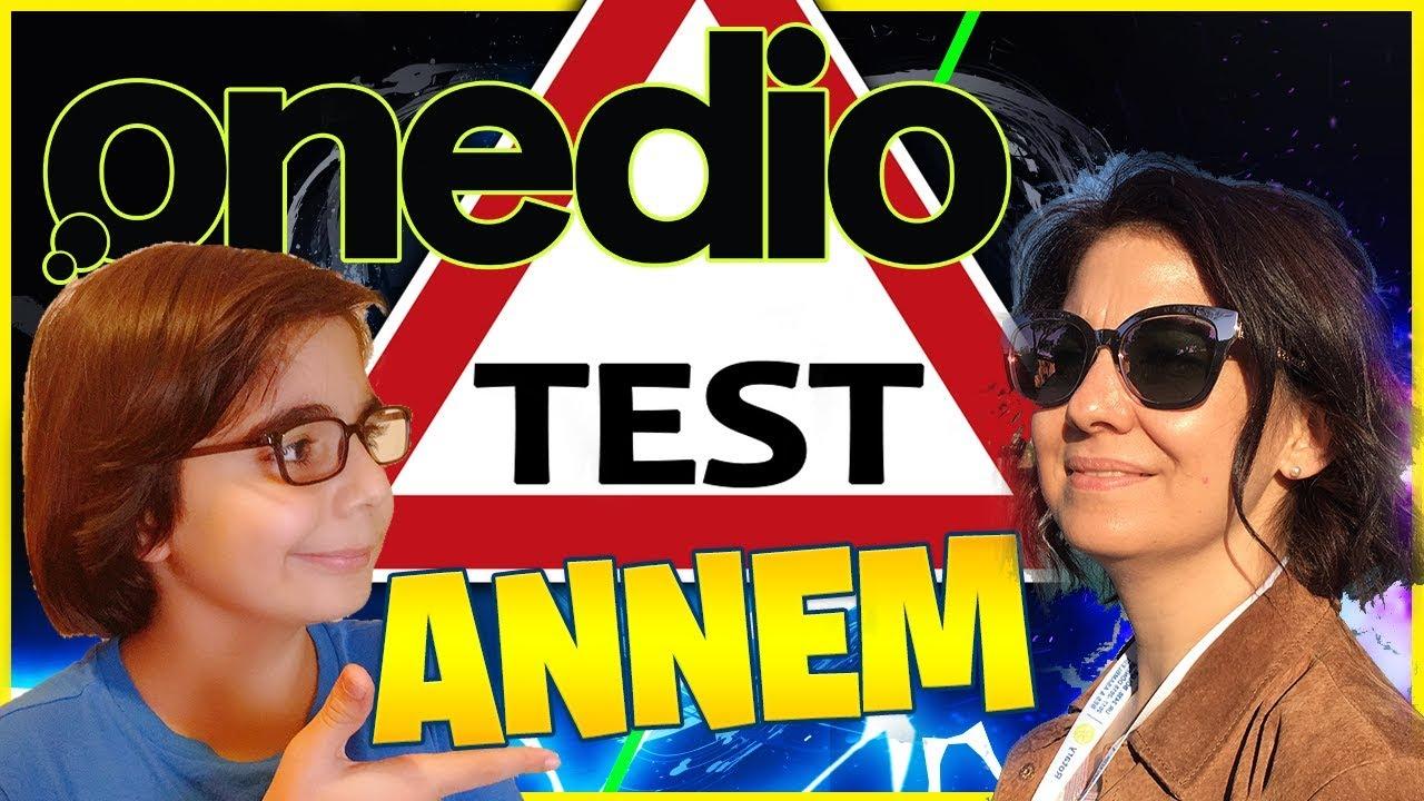 ANNEM HANGİ MESLEK ÇIKTI? (Onedio Test)