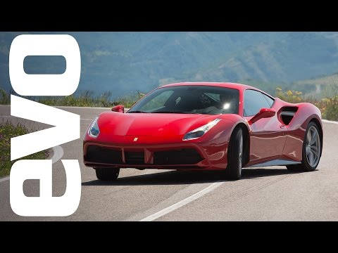 Ferrari 488 GTB | evo REVIEW
