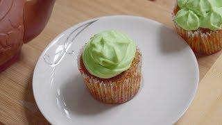 Bánh Cupcake Kem Trà Xanh