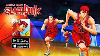 SLAM DUNK - Basketball CBT Gameplay (Android/IOS)