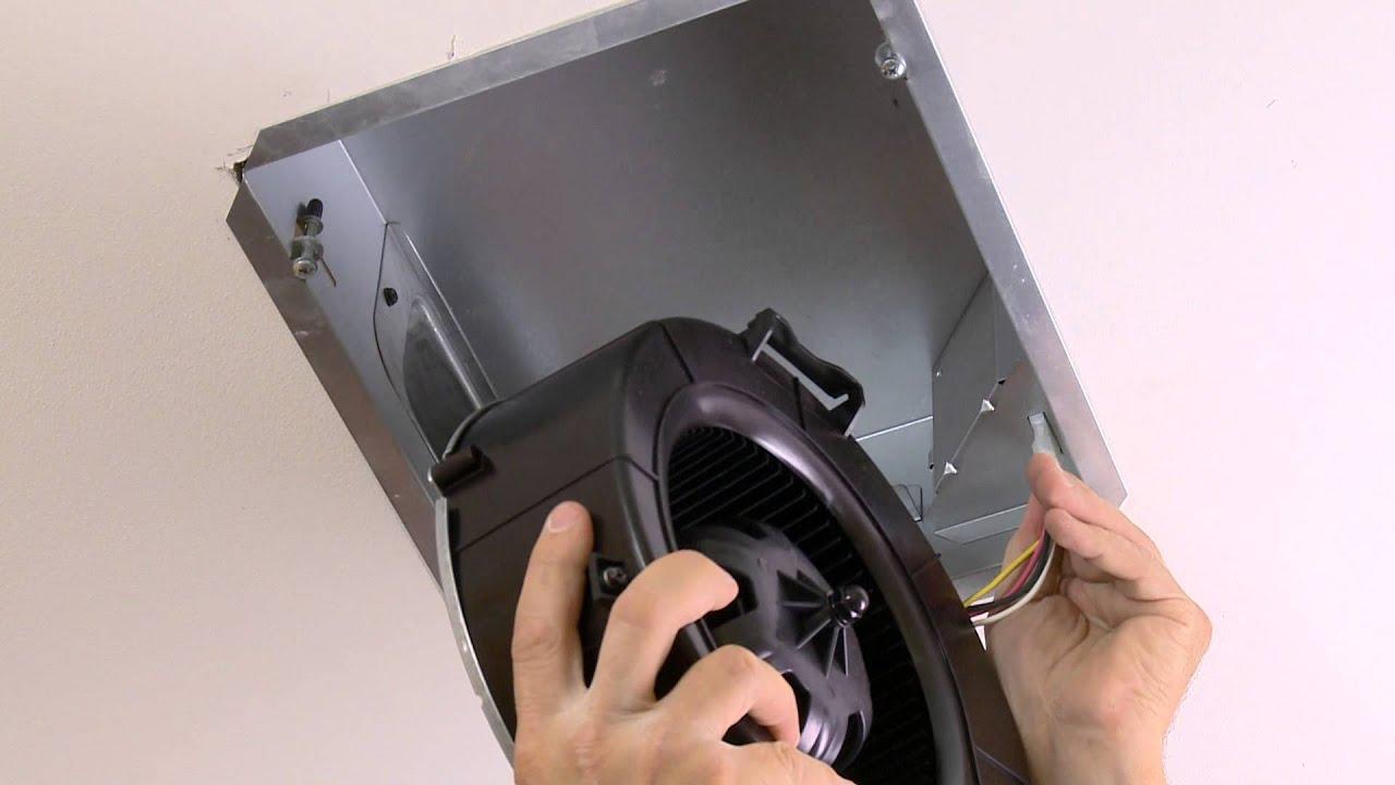 Broan EZ Fit Features And Benefits   Ventilation Fans   EN   YouTube