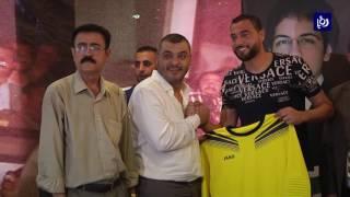 حسام نصار - حقيقة ما جرى في المؤتمر الصحفي لتقديم لاعبي الوحدات