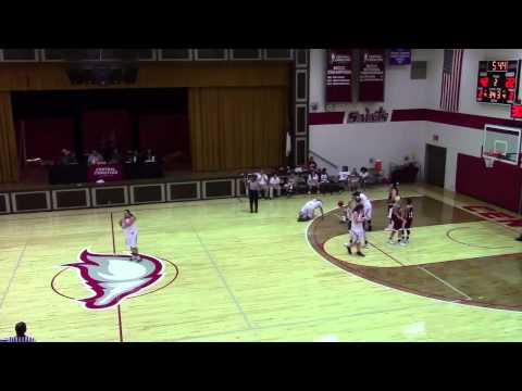 WBB: Wentworth Military Academy at Central Christian College of the Bible - 11/4/2015