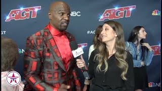 Terry Crews: Comparing Him To Nick Cannon and Tyra Banks + Detroit Youth Choir | AGT 2019