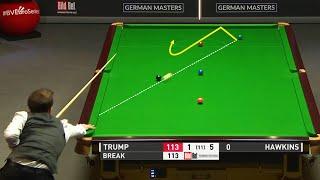 The Trump Show | German Masters Snooker 2021 Top Shots