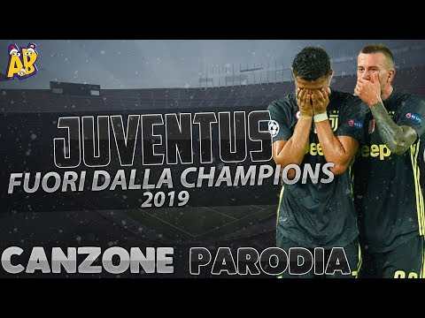 Canzone Juventus Fuori Dalla Champions 2019 - (Parodia) Mahmood - Soldi