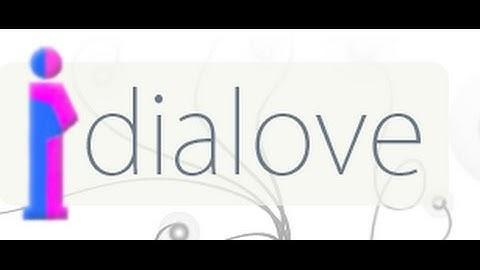 IDIALOVE: Rencontre femme et homme célibataire. Relation par tchat en France et en Belgique
