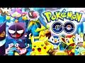 Pokemon GO - Обзор Игры (Покемон Гоу Gameplay iOS/Android)