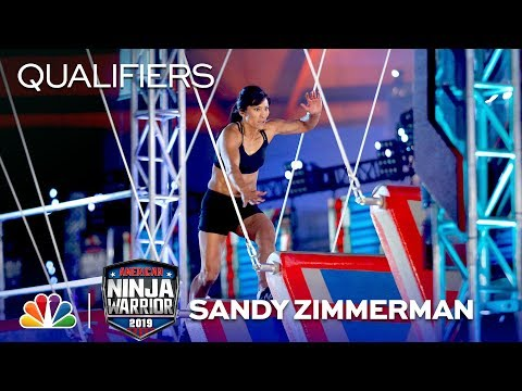 This Badass Mom Just Totally Dominated 'American Ninja Warrior'