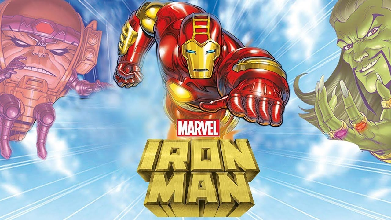Marvel S Iron Man 90s Cartoon Reviewed By Saturday Mourning Cartoons