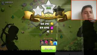 "CLASH OF CLANS ""MAL KIZ"" 1.BOLUM"