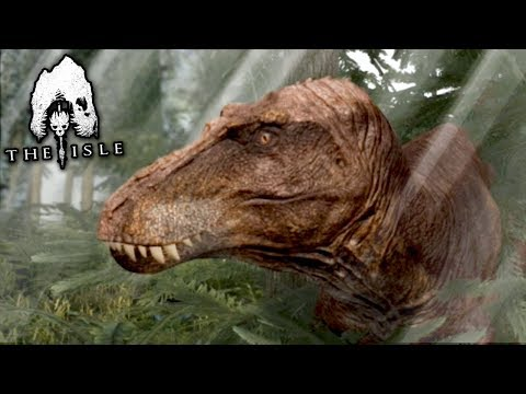 The Life of A T.Rex  - The Isle