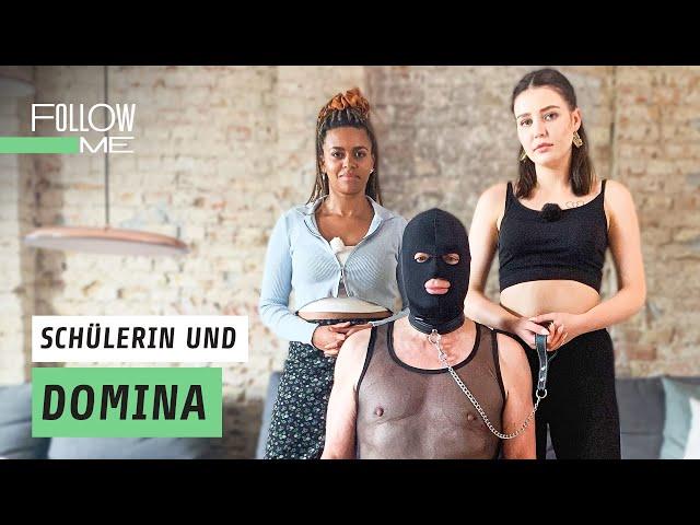 Jung & Domina: Wie ist das, einen Sklaven zu schlagen?