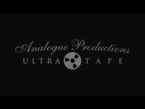 Analogue Productions Ultra Tape Teaser