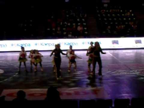 Warrior Girls with kids (bj league final 5/23/10)