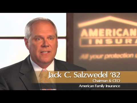 Jack Salswedel, CEO Of American Family Insurance