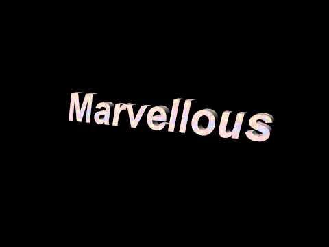 The Lightning Seeds - Marvellous