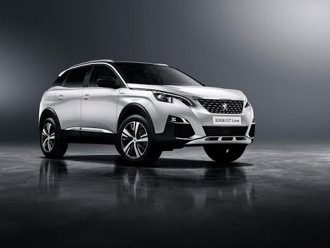 2019 peugeot 3008 redesign, with plug in hybrid concept - youtube