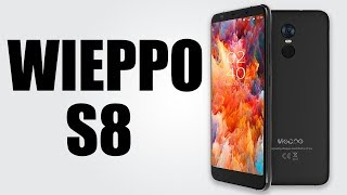 Wieppo S8 - 5.7 Inch / Android 7.0 / 2GB RAM + 16GB ROM / Quad Core 1.3GHz / 13.0MP Dual Cameras