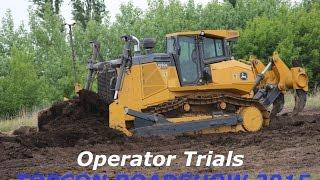 John Deere 1050K | Operator Trials Compilation