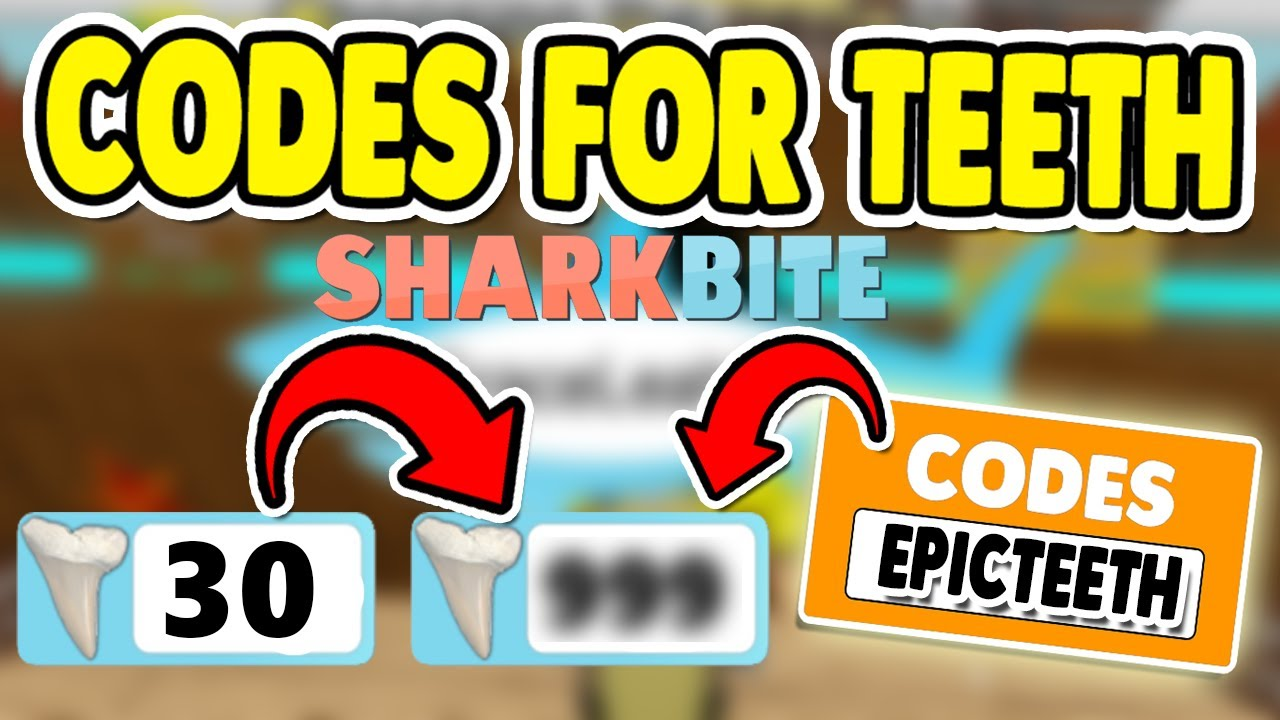 *2020 JULY* ALL EPIC SHARKBITE CODES! (roblox)