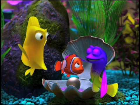 Finding Nemo Wallpaper 3d Seaweed And Aids Youtube