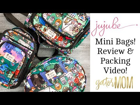 ju-ju-be-x-tokidoki-|-mini-bff,-mini-brb,-freedom-review-&-fanny-packing-video-|-gatormom