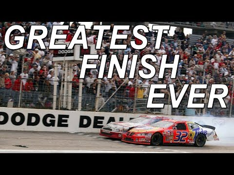The Greatest Finish in NASCAR History Deserves a Closer Look: The 2003 Carolina Dodge Dealers 400