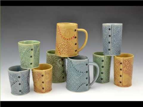 Handmade creative ceramic ideas picture collection of for Handmade home decorations