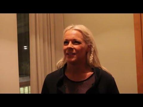 Martin Luther King-pristagaren Malena Ernman om sin tro