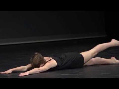 UPPA Danse 2015 - Catégorie: Contemporain solo