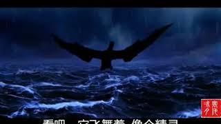 《海燕》-FM.文韻的朗誦,冰月視頻