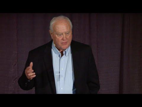 College Football Coach Shares Leadership Secrets - MAFU   Ron McBride   TEDxRiverton