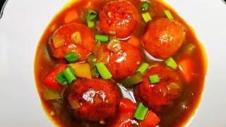 वेज मंचूरियन बनाये चिंग्स मसाले का इस्तेमाल करके | Veg  Machurian recipe using Chings masala