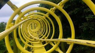 รถไฟเหาะ Ultra Twister - Togo - สวนสนุก Rusutsu Resort ประเทศญี่ปุ่น