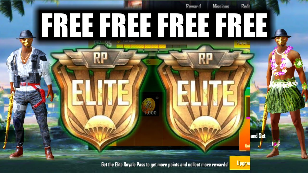 16 67 Mb Get Free Elite Royal Pass In Pubg Mobile Free Uc Cash