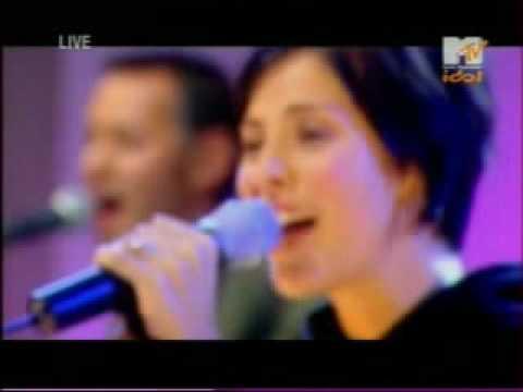 Natalie Imbruglia Torn live MTV 1997