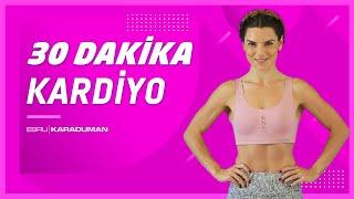 30 Dakikada Kardiyo ve Pilates Egzersizleri