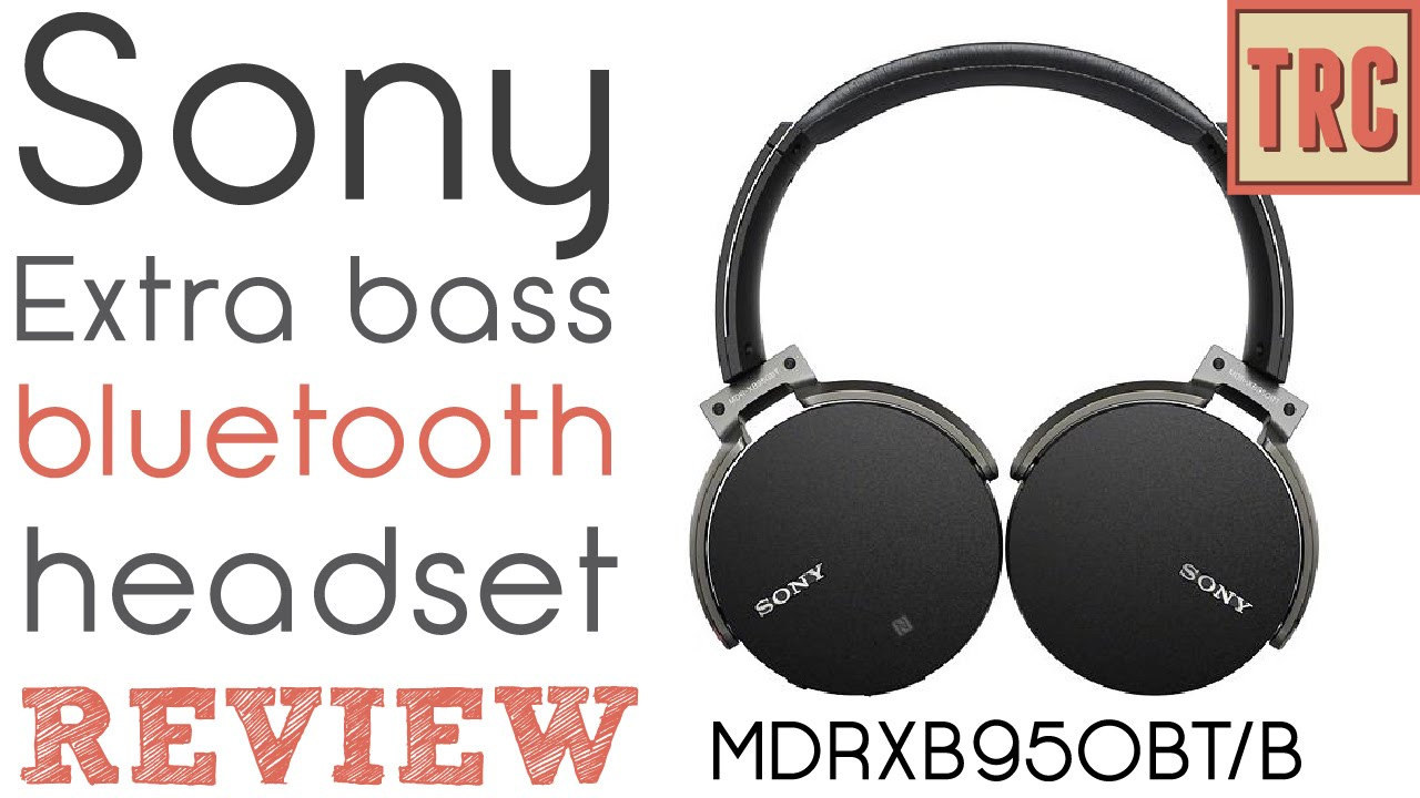 sony extra bass bluetooth headset review youtube. Black Bedroom Furniture Sets. Home Design Ideas