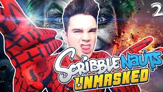 TAJNA BROŃ BATMANA! - Scribblenauts Unmasked #2