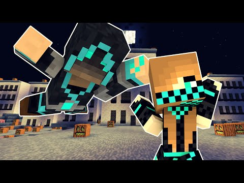 Если-бы у Фроста была дочка  [ Minecraft Machinima ]