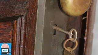 70 Jahre lang war diese Tür in Paris verschlossen. Dahinter versteckte sich etwas Unglaubliches!