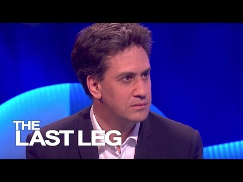 Ed Miliband Stands By His Decision On Syria - The Last Leg
